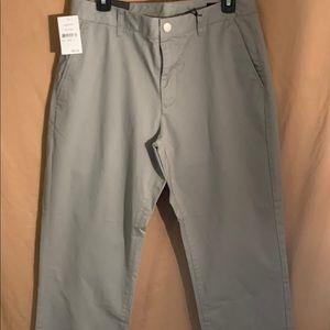 Grey dog Binobos slacks 32x32 new with tags